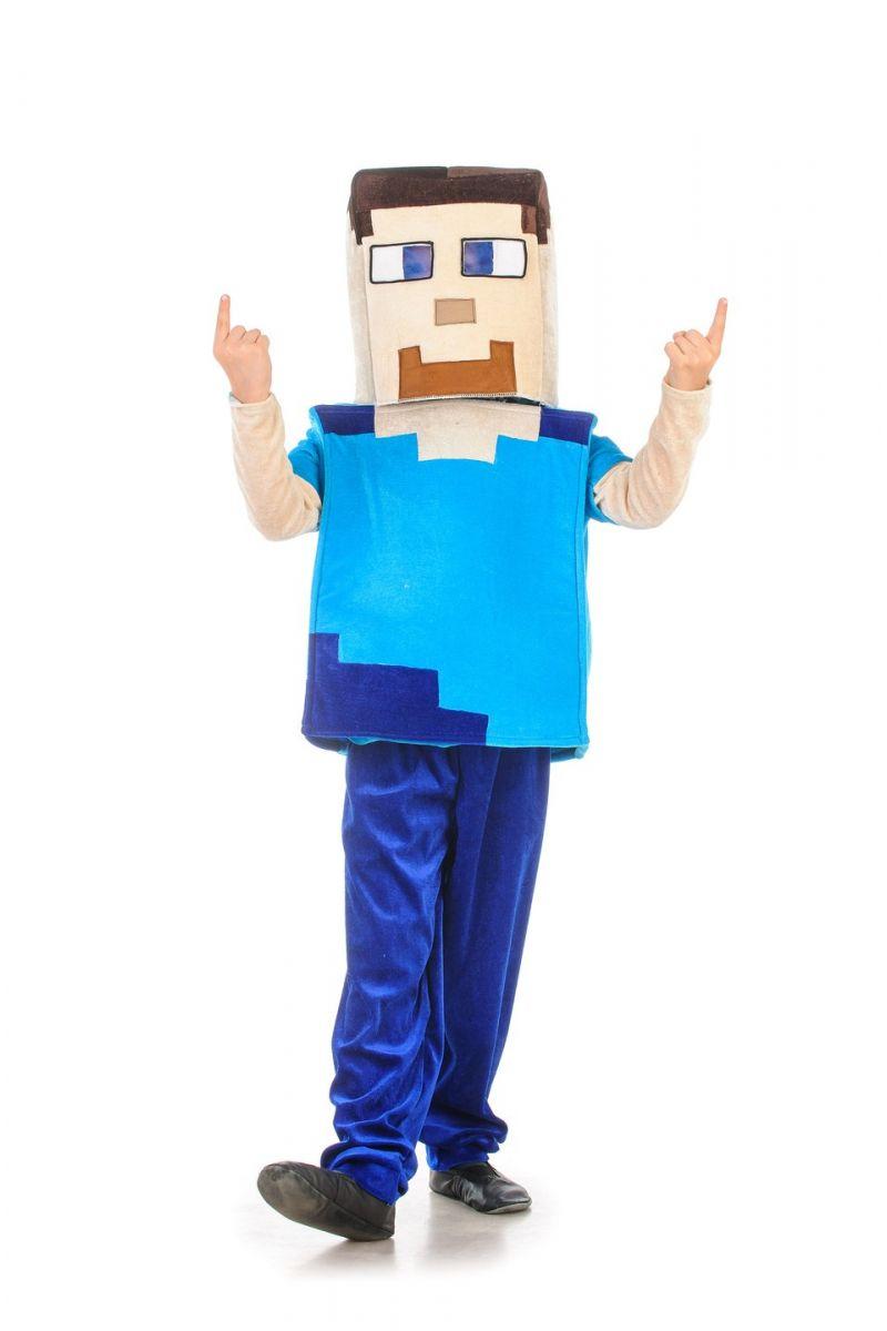 «Майнкрафт» карнавальный костюм для мальчика