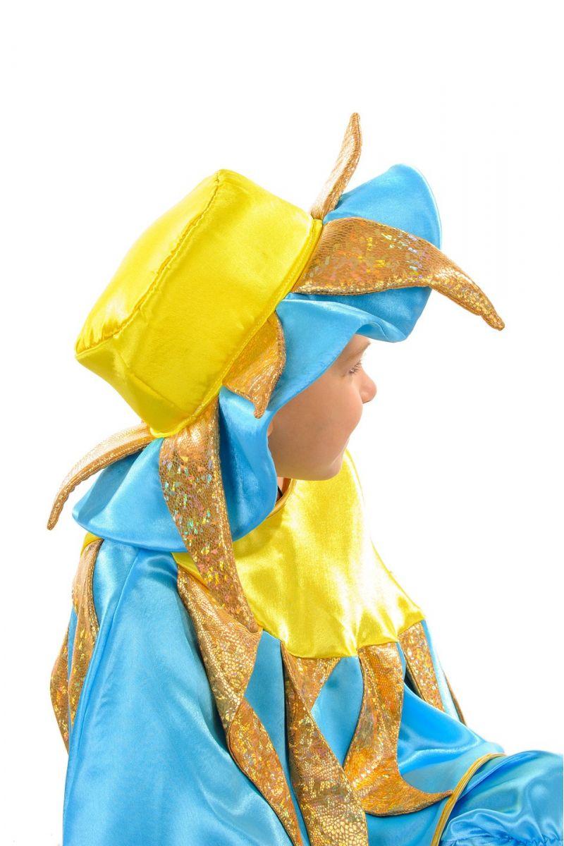 Масочка - «Солнышко мальчик» карнавальный костюм для мальчика / фото №1245