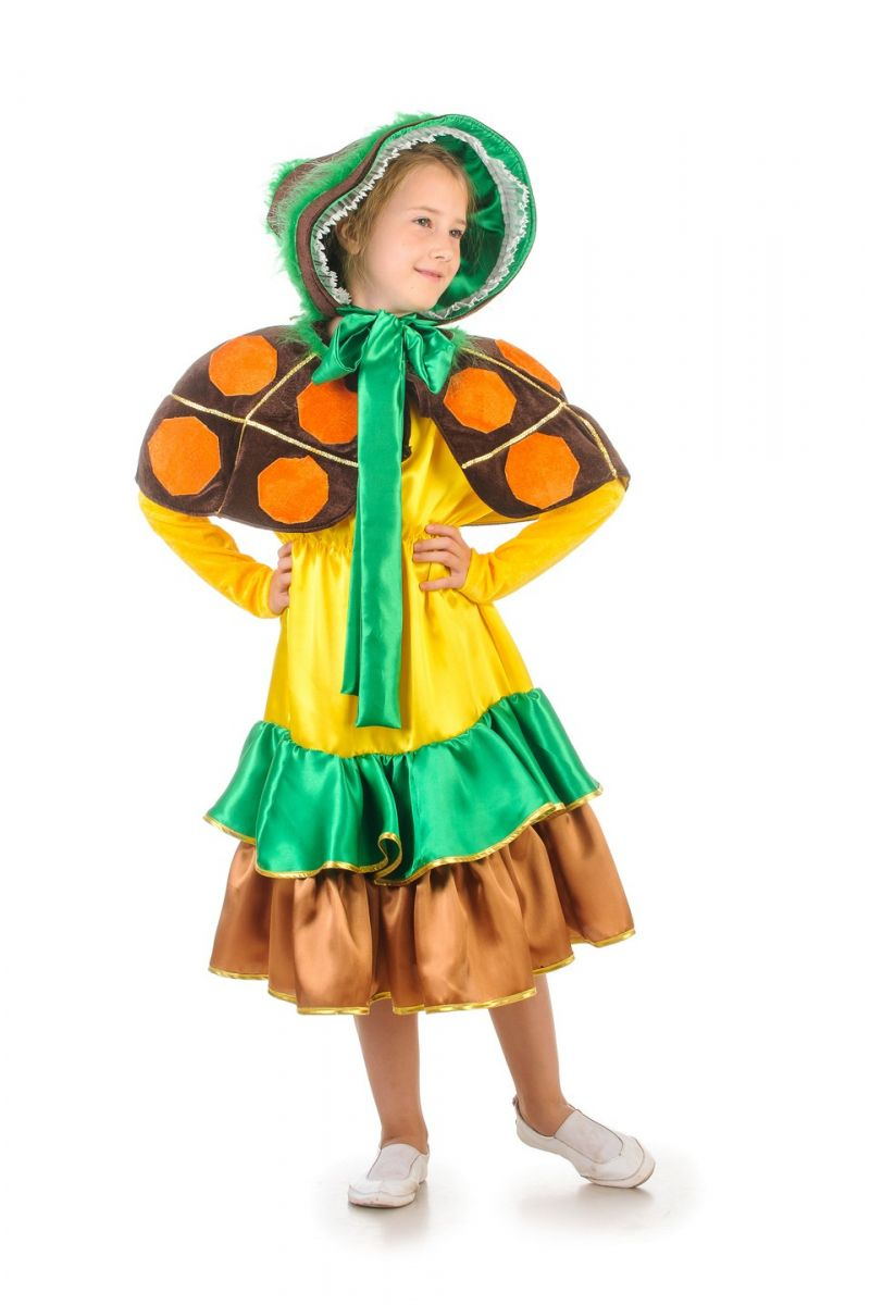 «Черепаха Тортилла» карнавальный костюм для девочки