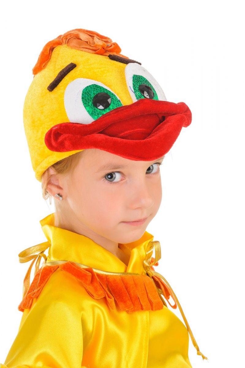 Масочка - «Утенок» карнавальный костюм для мальчика / фото №1256