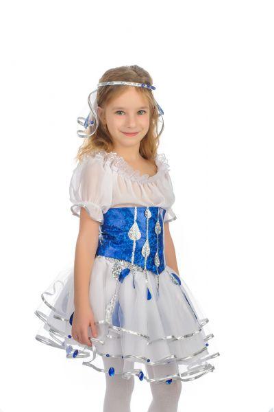 Капелька «Шик» карнавальный костюм для девочки