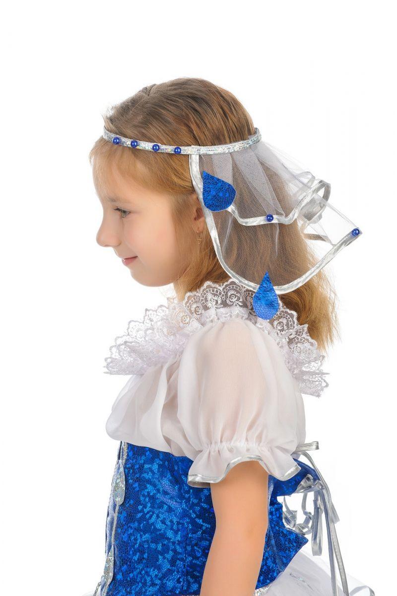 Масочка - Капелька «Шик» карнавальный костюм для девочки / фото №1263