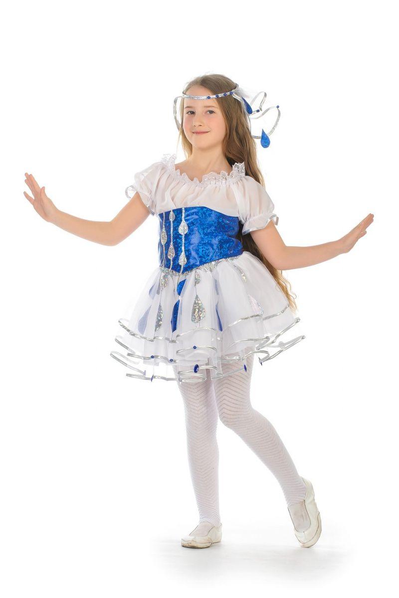 Масочка - Капелька «Шик» карнавальный костюм для девочки / фото №1264