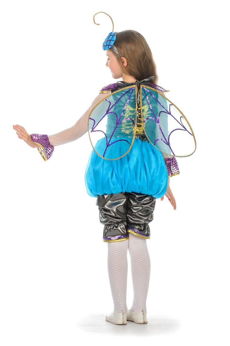 Масочка - «Муха-Цокотуха» карнавальный костюм для девочки / фото №1266
