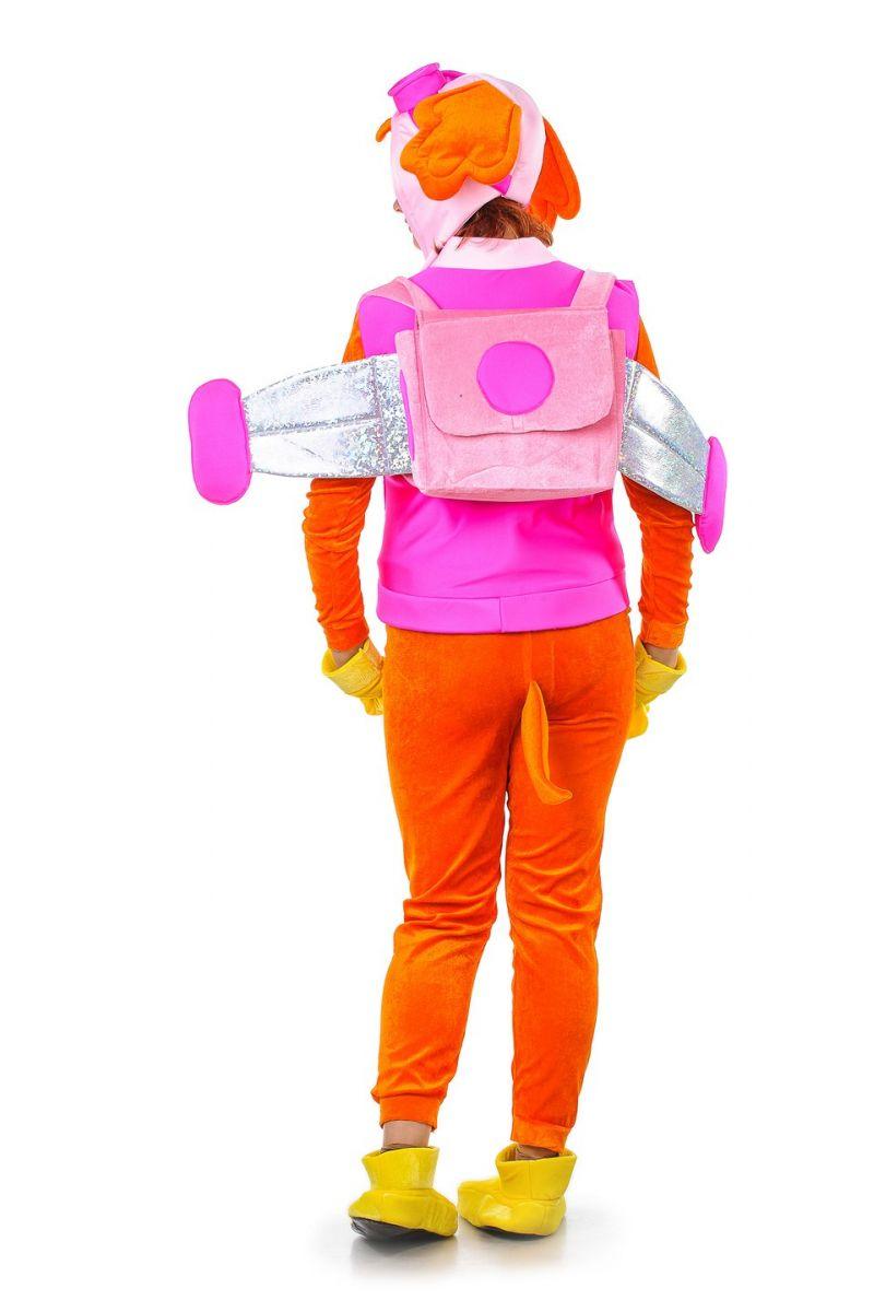 Масочка - Щенячий патруль «Скай» карнавальные костюмы для взрослых / фото №1287