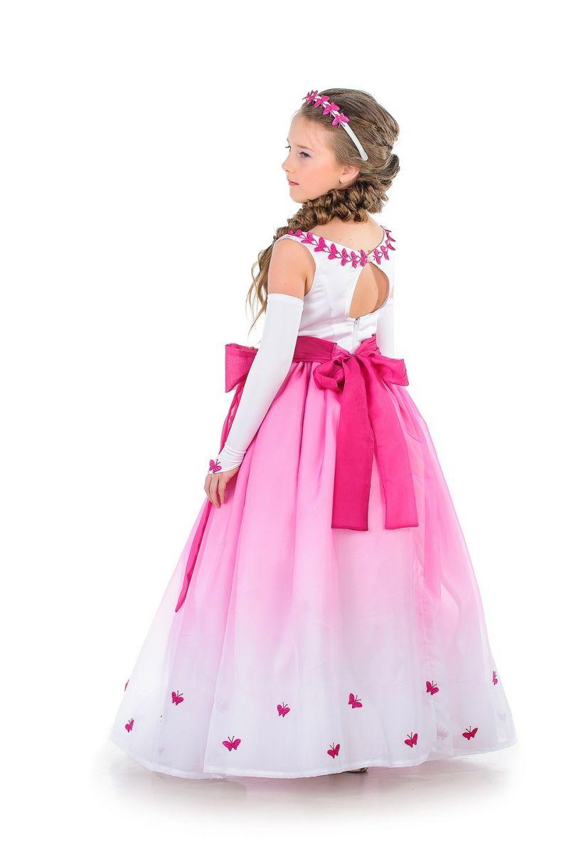 Масочка - Платье «Белла» нарядное платье для девочки / фото №1296