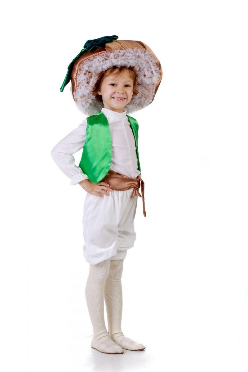 Грибочек «Масленок» карнавальный костюм для мальчика