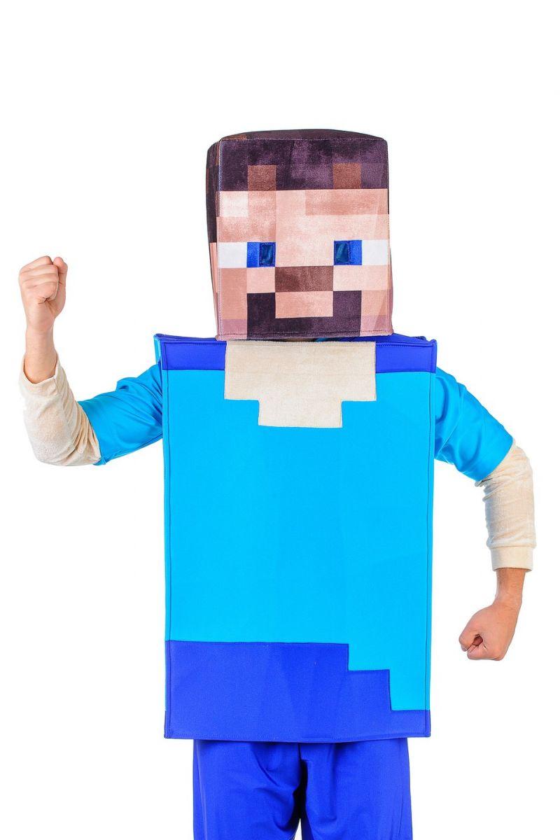 Масочка - «Minecraft» Карнавальный костюм для взрослых / фото №1302