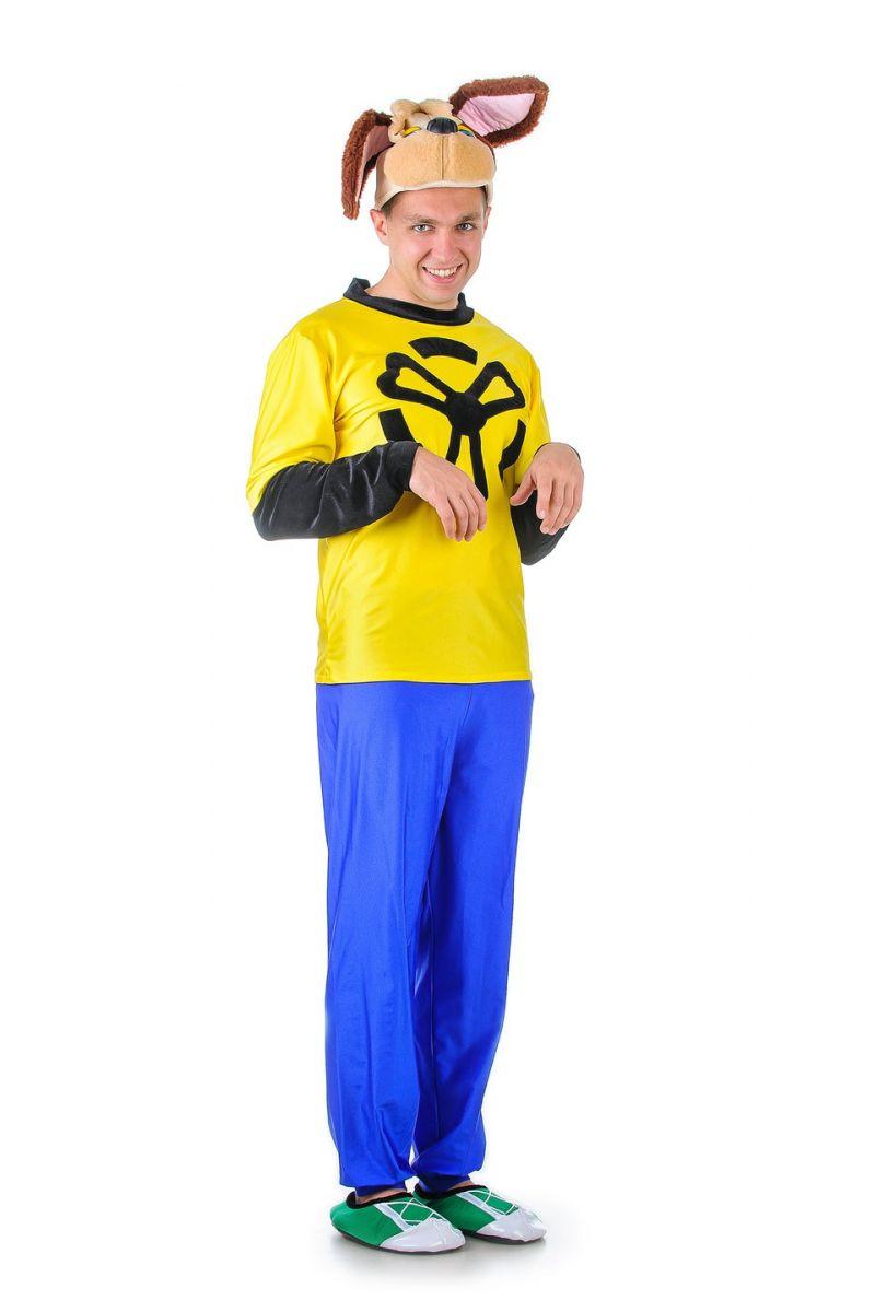 «Барбоскин Дружок» карнавальный костюм для взрослых