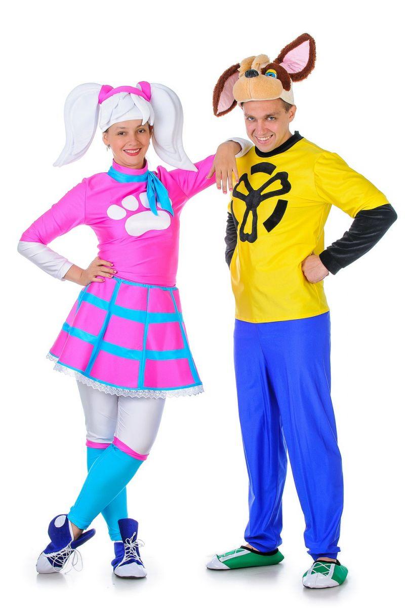Масочка - «Барбоскин Дружок» карнавальный костюм для взрослых / фото №1309