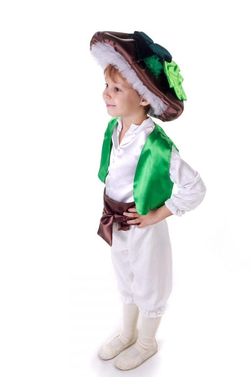Масочка - Грибочек «Масленок» карнавальный костюм для мальчика / фото №131