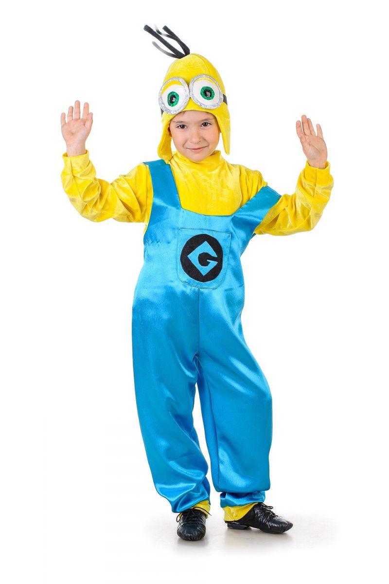 Миньон «Крошка» карнавальный костюм для мальчика