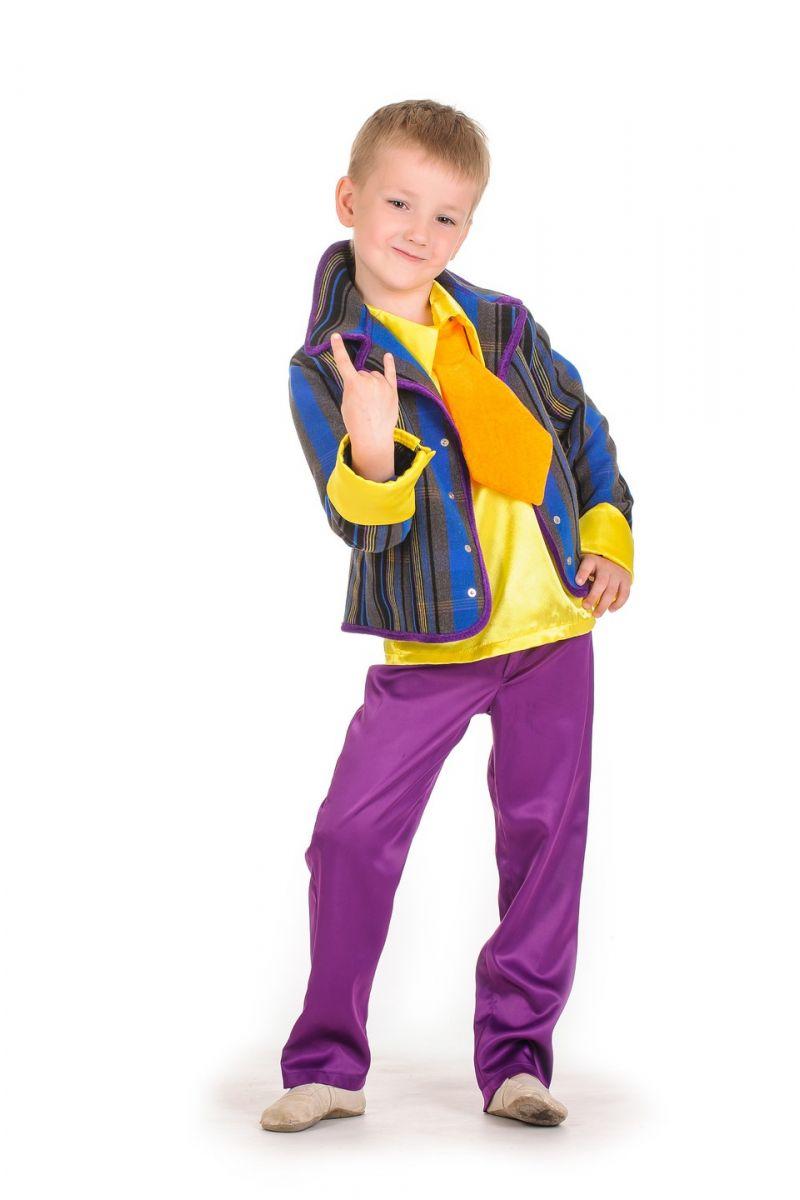 «Стиляга в жакете» карнавальный костюм для мальчика