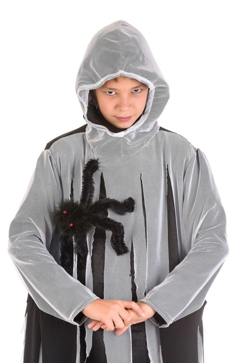 Масочка - «Призрак» карнавальный костюм для мальчика / фото №1324