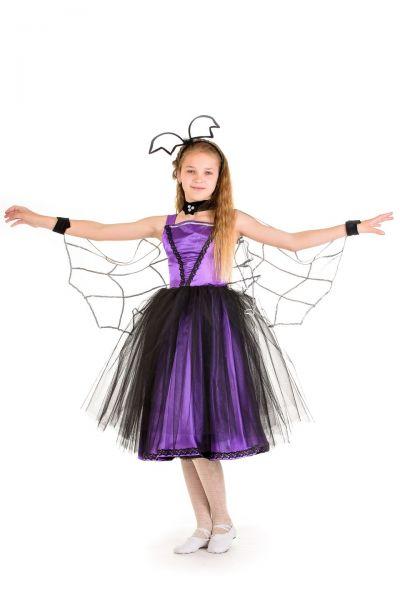 «Летучая мышка» карнавальный костюм для девочки