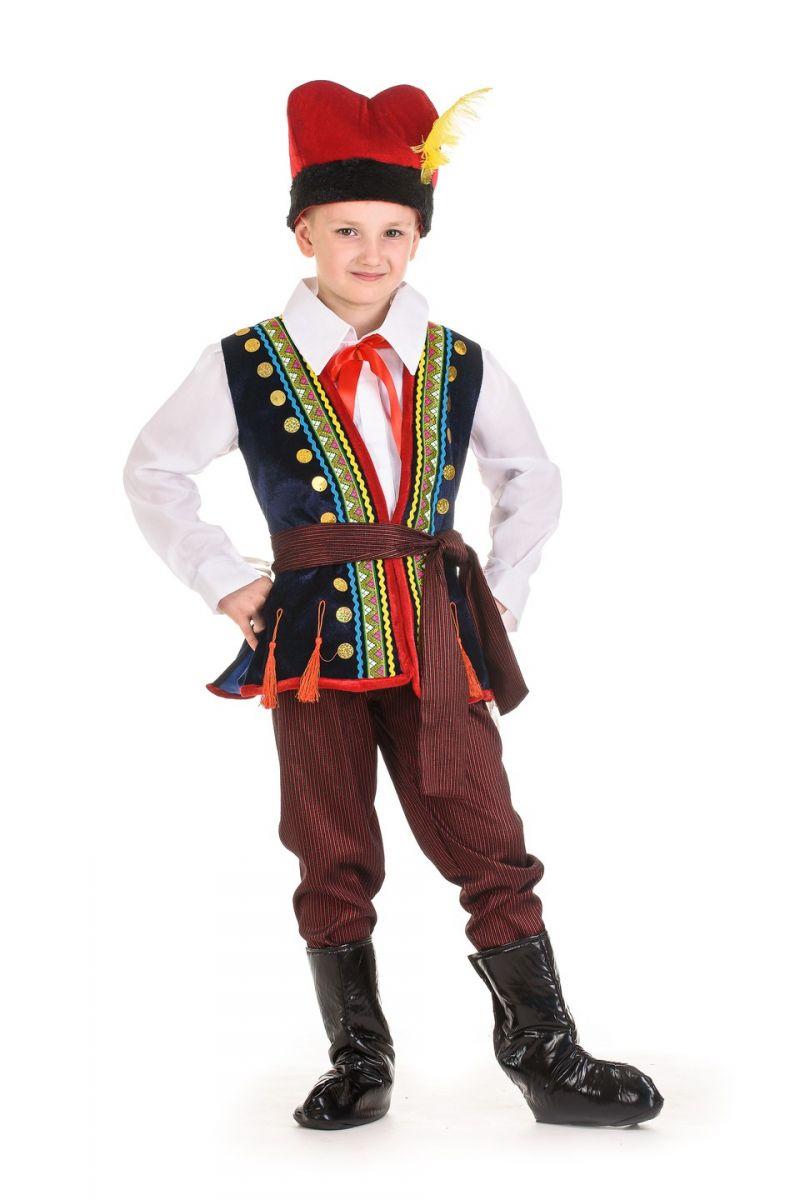 «Поляк» национальный костюм для мальчика