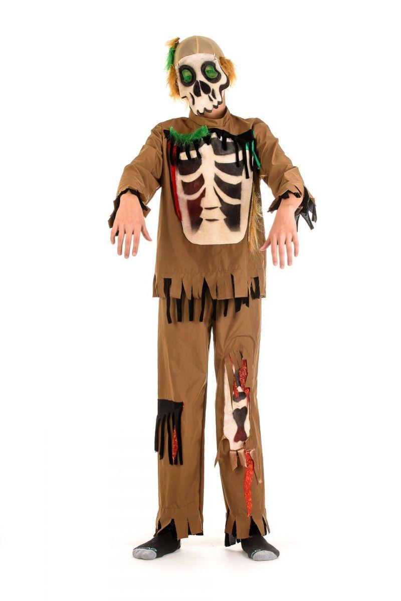«Зомби» карнавальный костюм для мальчика