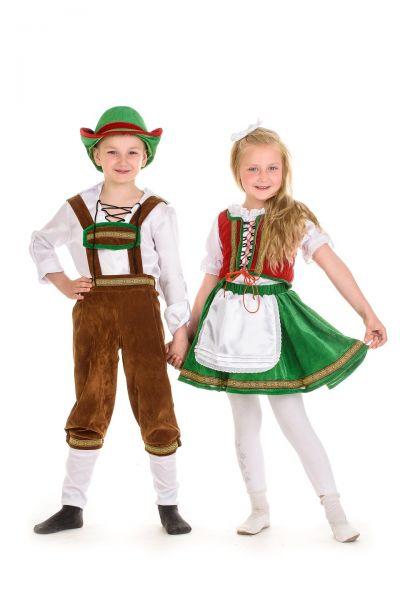 «Немец»национальный костюм для мальчика