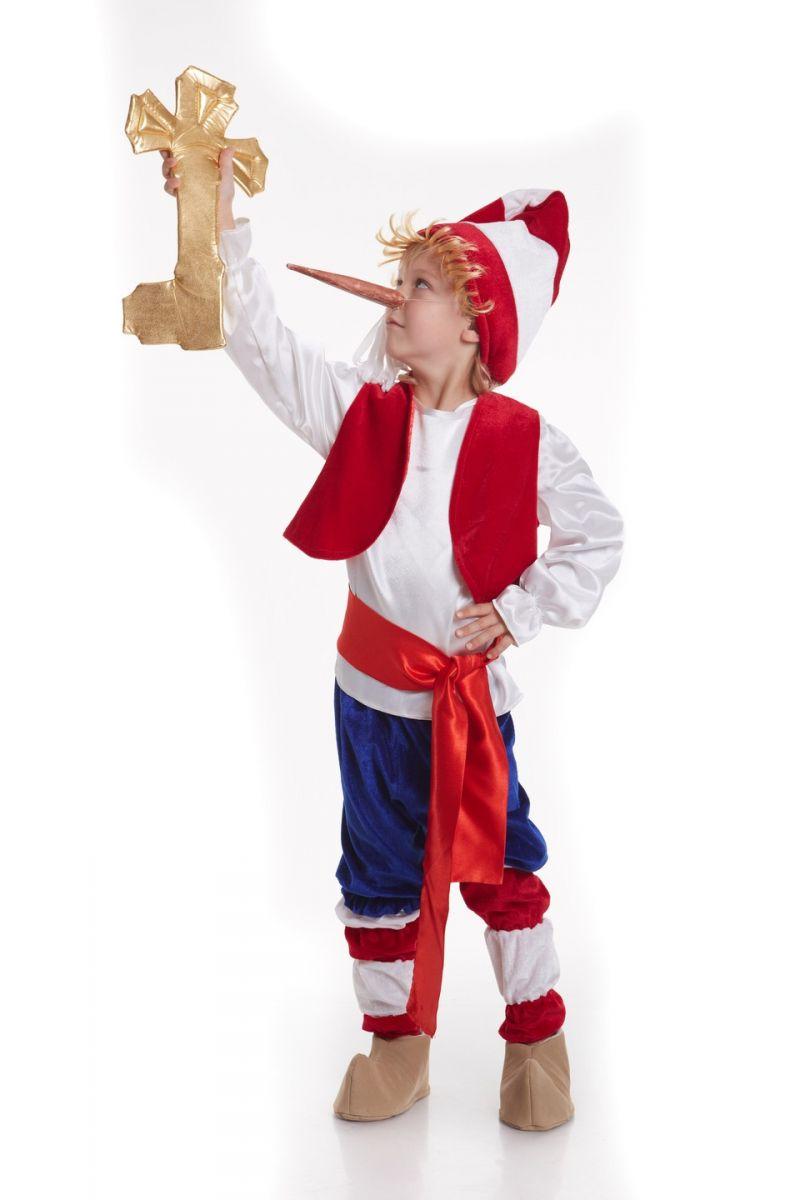 «Буратино» карнавальный костюм для мальчика