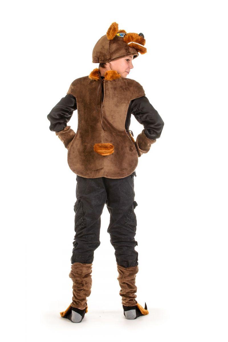 Масочка - Медведь «Потапыч» карнавальный костюм для мальчика / фото №1352