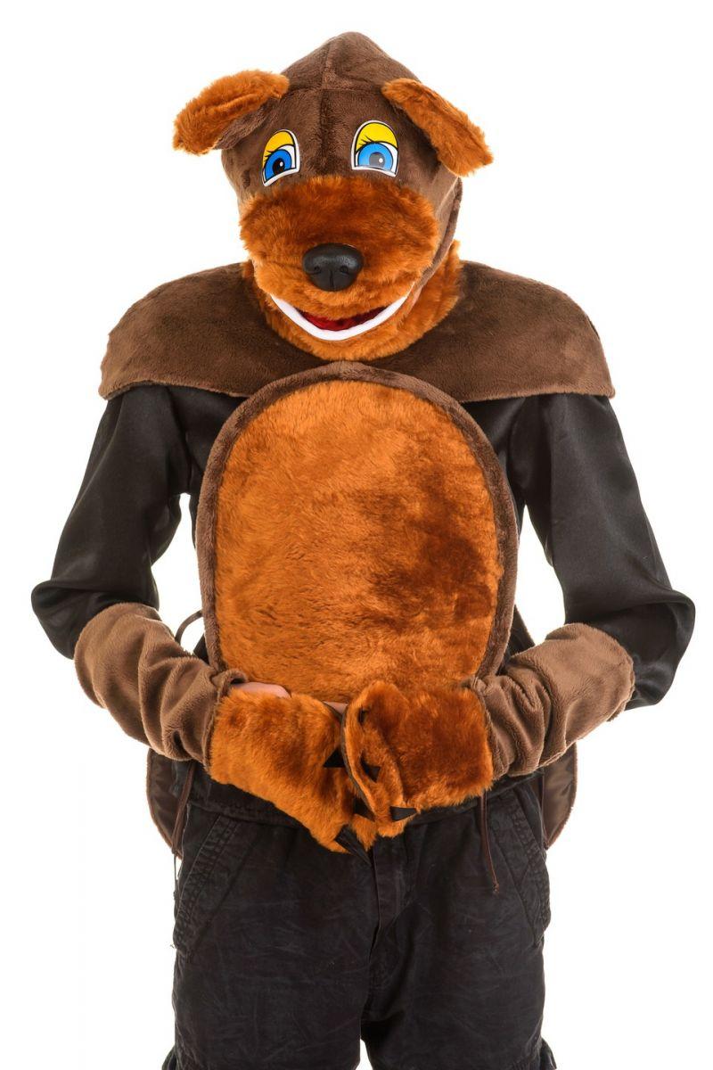 Масочка - Медведь «Потапыч» карнавальный костюм для мальчика / фото №1353