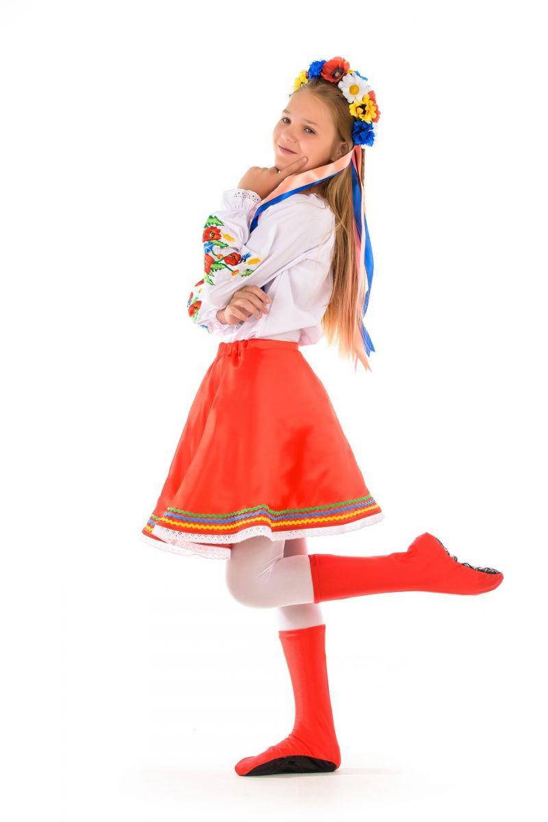 Масочка - Украинка «Даринка» национальный костюм для девочки / фото №1367