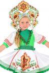 Русский народный костюм «Журавушка» девочка - 1374