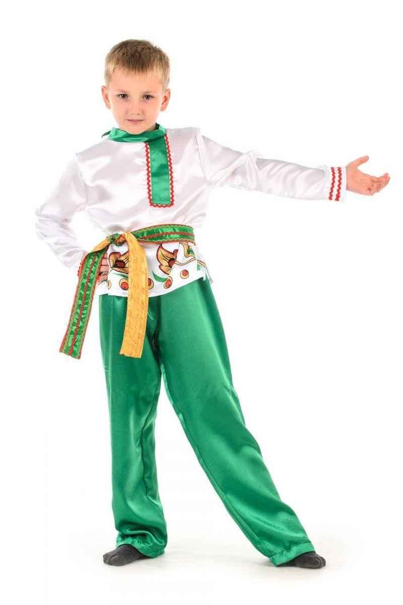 Русский народный костюм «Журавушка» мальчик