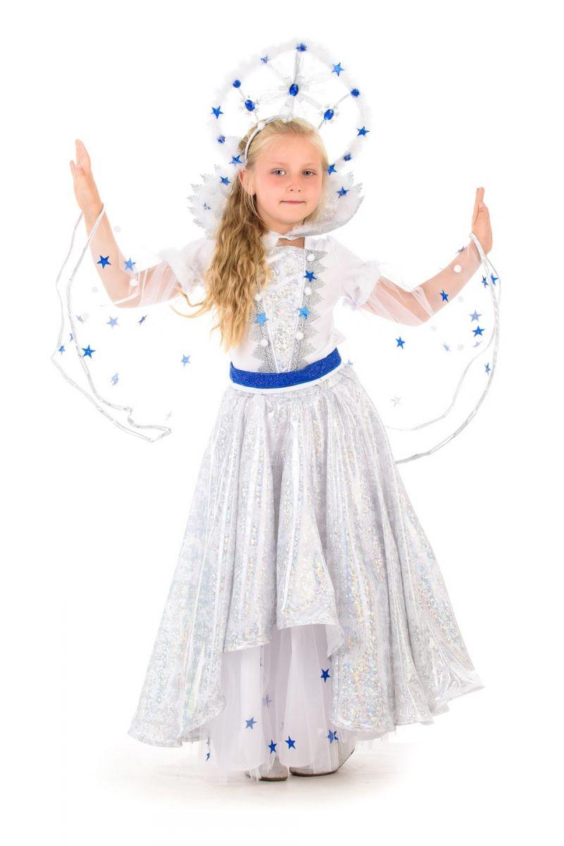 Масочка - «Метелица» карнавальный костюм для девочки / фото №1384