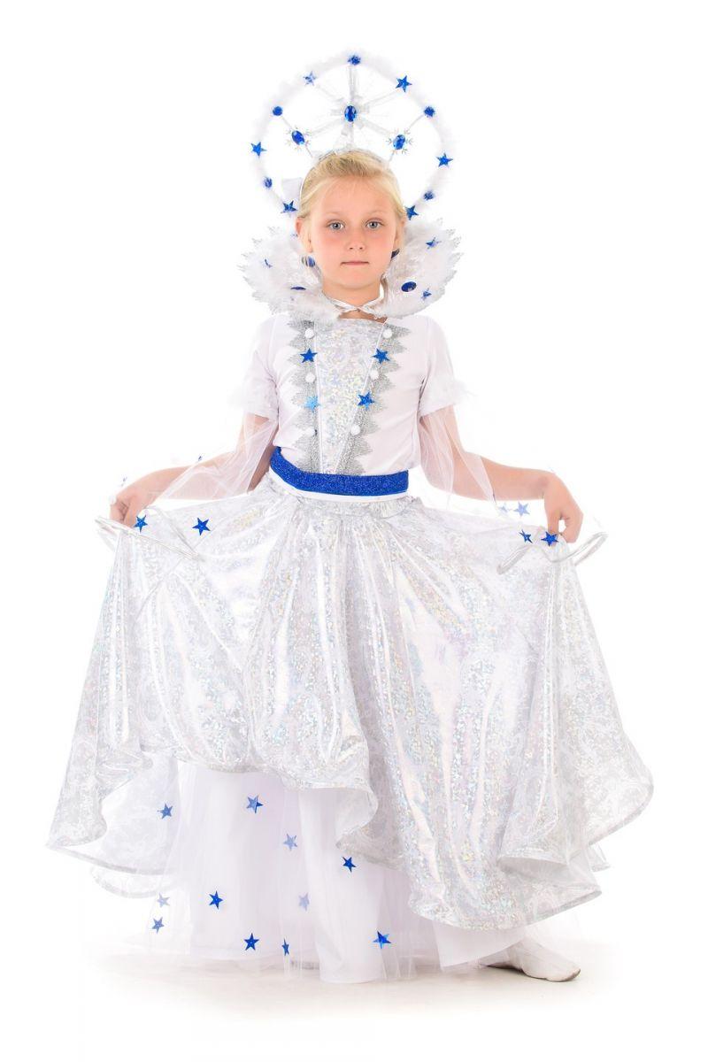 Масочка - «Метелица» карнавальный костюм для девочки / фото №1385