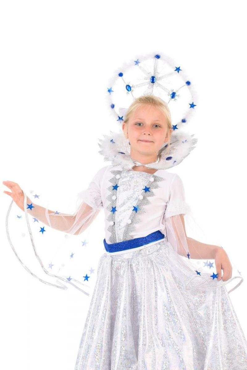 Масочка - «Метелица» карнавальный костюм для девочки / фото №1386
