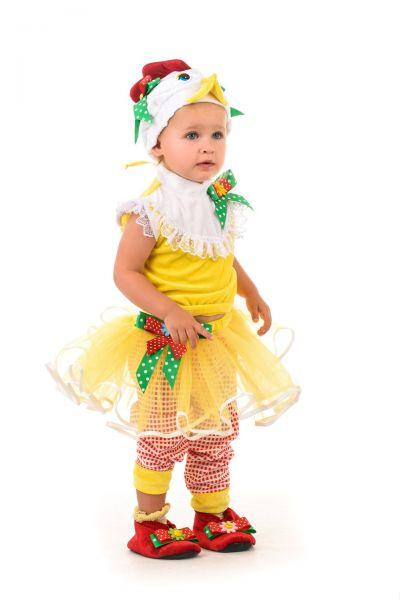 Цыпа «Кроха» карнавальный костюм для малыша