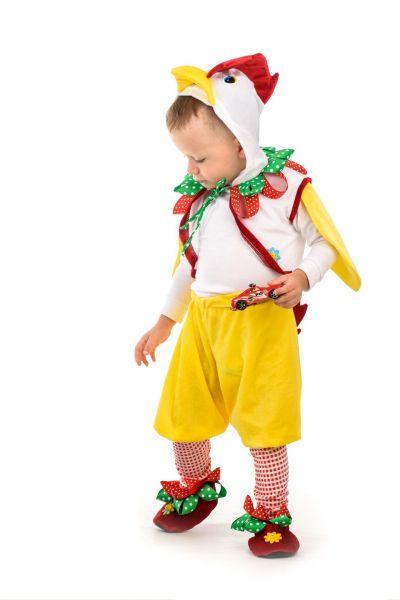 Петушок «Кроха» карнавальный костюм для малыша