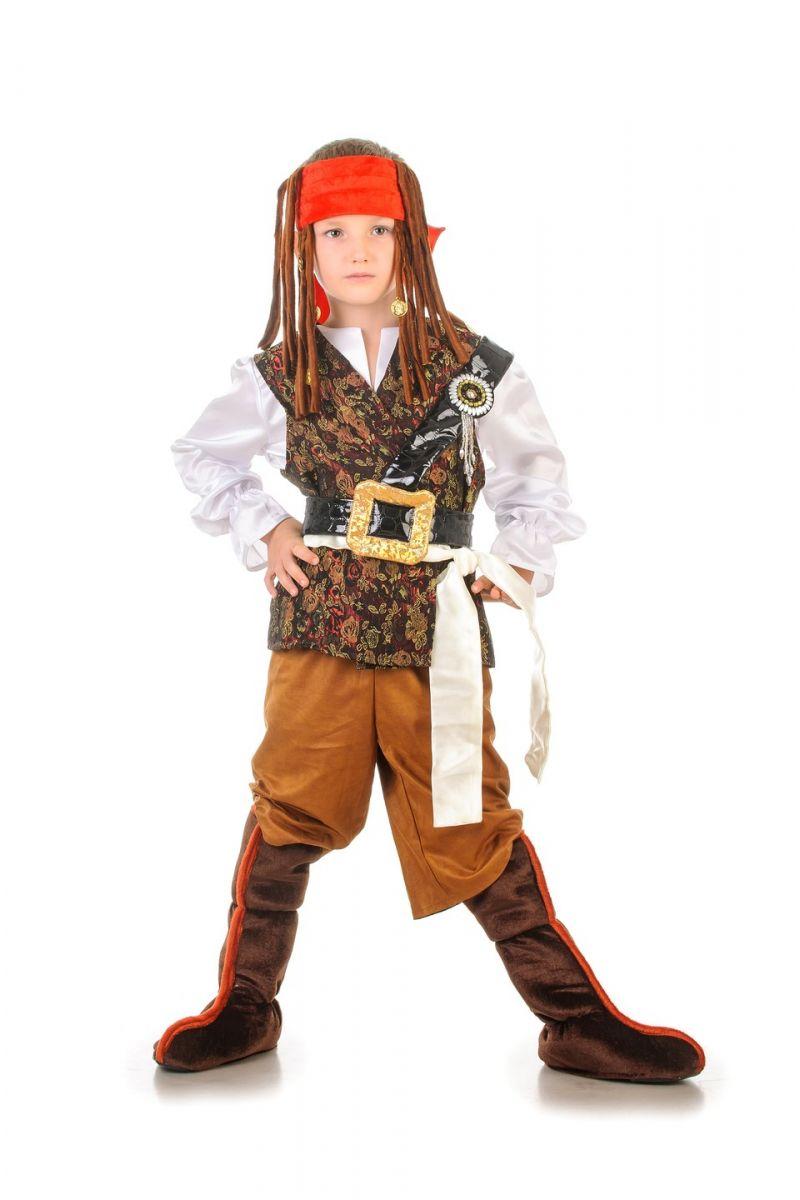 «Джек Воробей» карнавальный костюм для мальчика