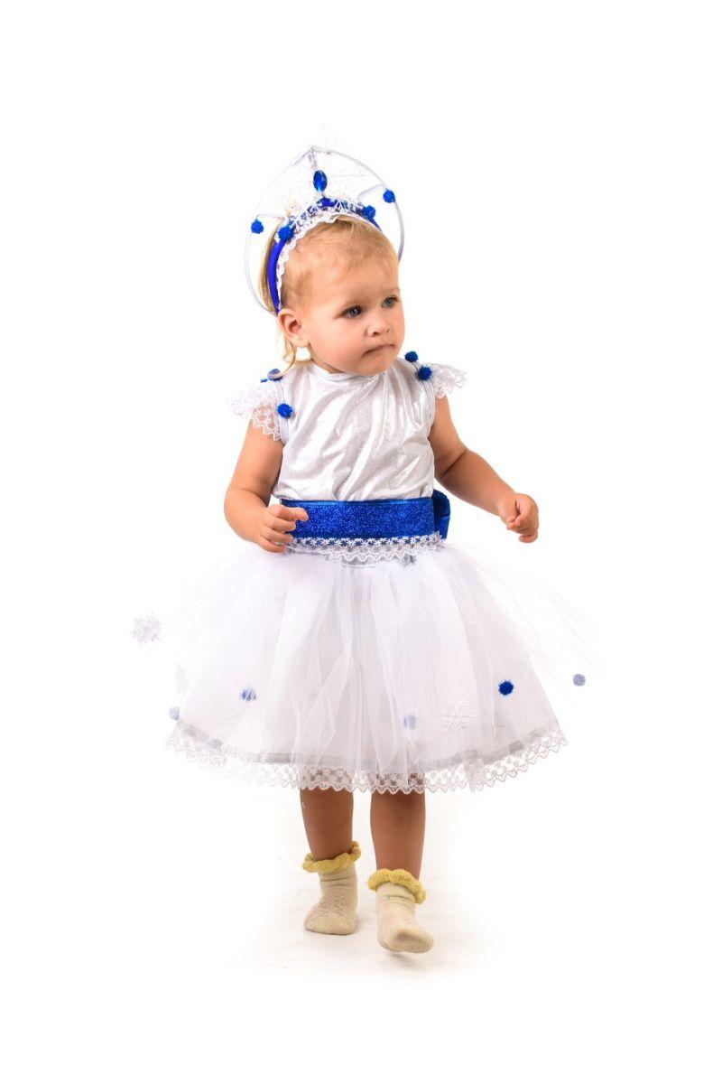 Снежинка «Кроха» карнавальный костюм для малыша
