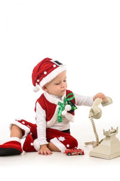 Санта Клаус «Кроха» карнавальный костюм для малыша