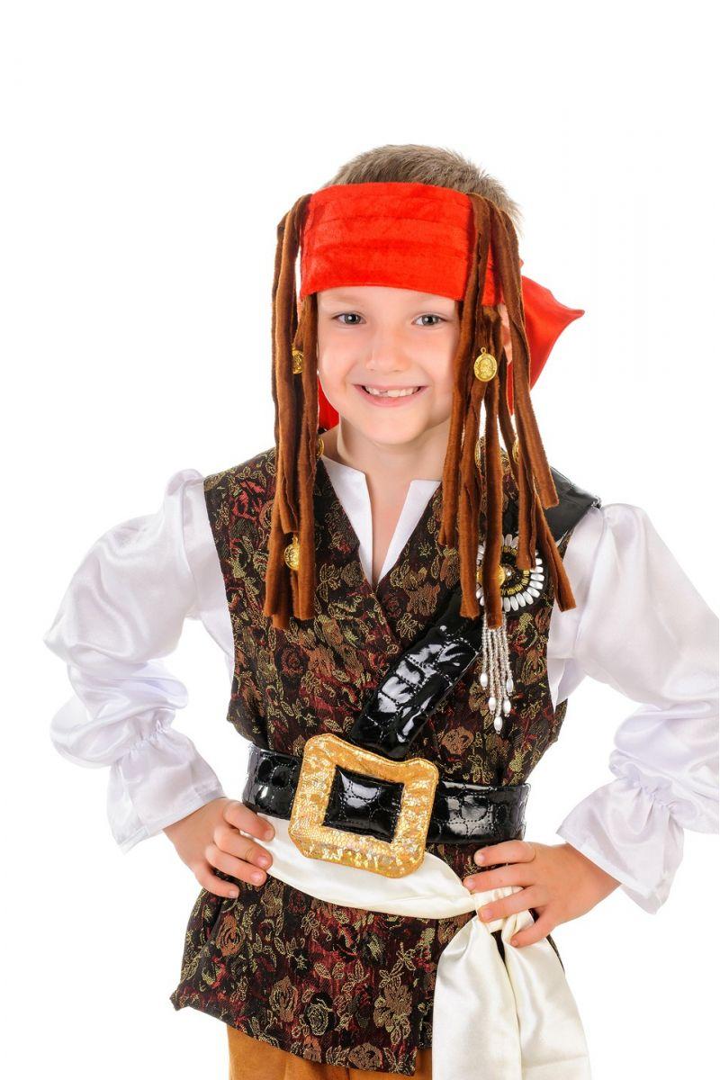 Масочка - «Джек Воробей» карнавальный костюм для мальчика / фото №140