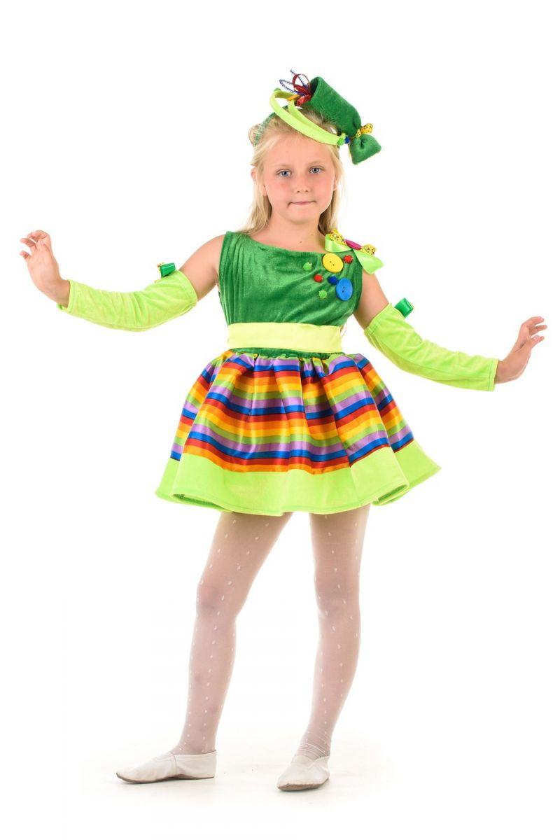 Конфетка-хлопушка «Шкодница» карнавальный костюм для девочки
