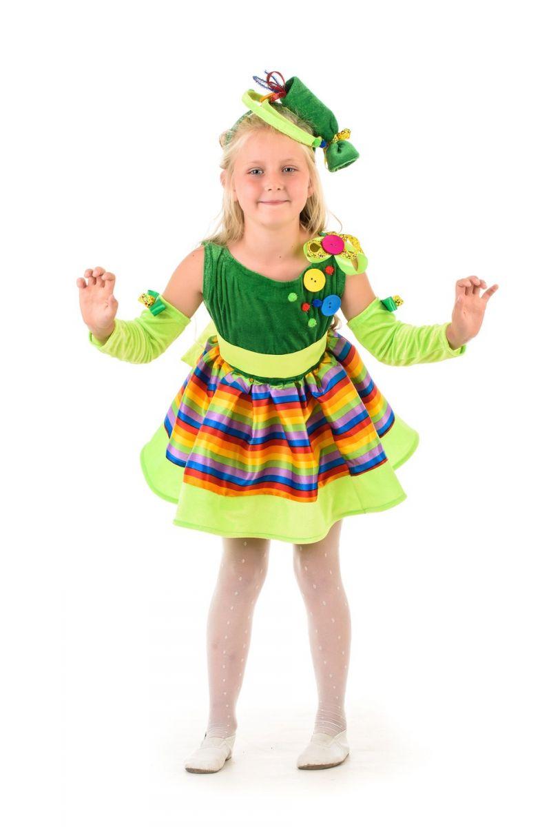 Масочка - Конфетка-хлопушка «Шкодница» карнавальный костюм для девочки / фото №1411