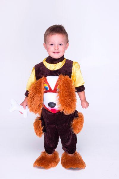 """Собачка """"Гав"""" карнавальный костюм для малыша"""