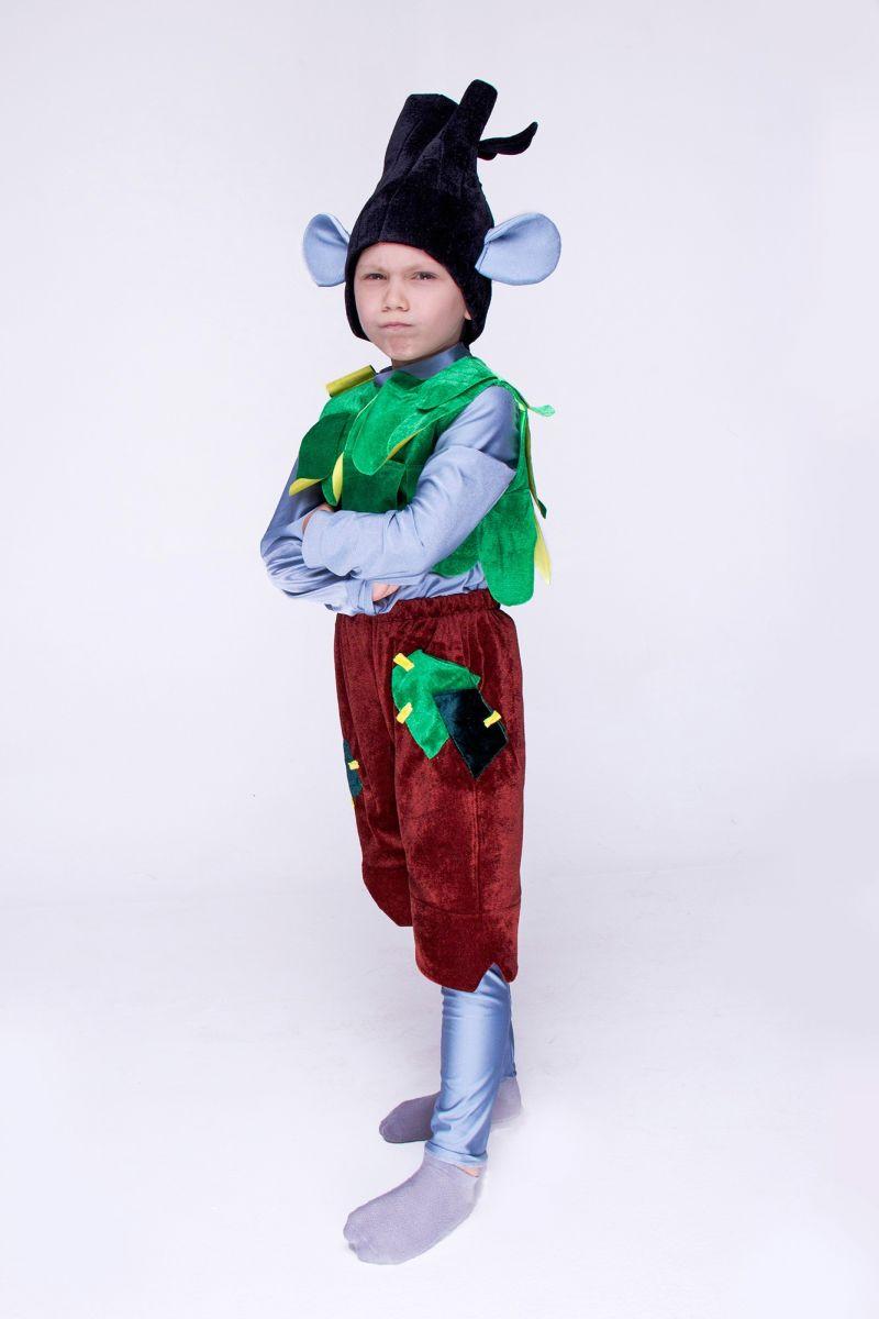 """Масочка - Цветан """"Тролли"""" карнавальный костюм для мальчика / фото №1428"""