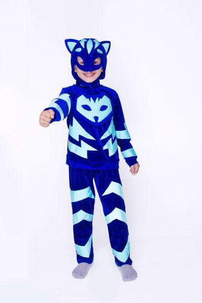 Кэтбой «Герои в масках» карнавальный костюм для мальчика