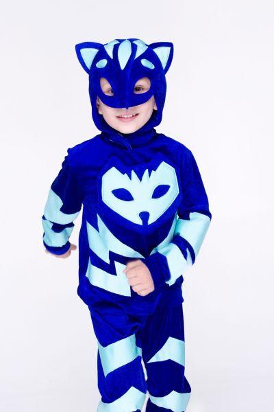 """Кэтбой """"Герои в масках"""" карнавальный костюм для мальчика"""