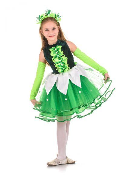 Подснежник «Неженка» карнавальный костюм для девочки