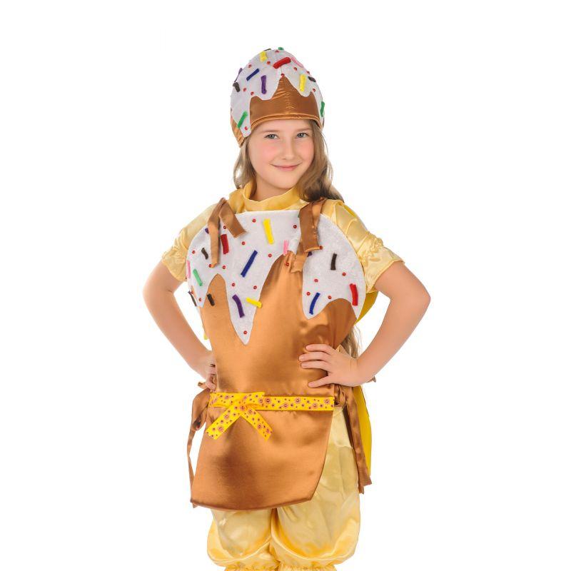 Масочка - Куличик. Карнавальный костюм для детей / фото №1461