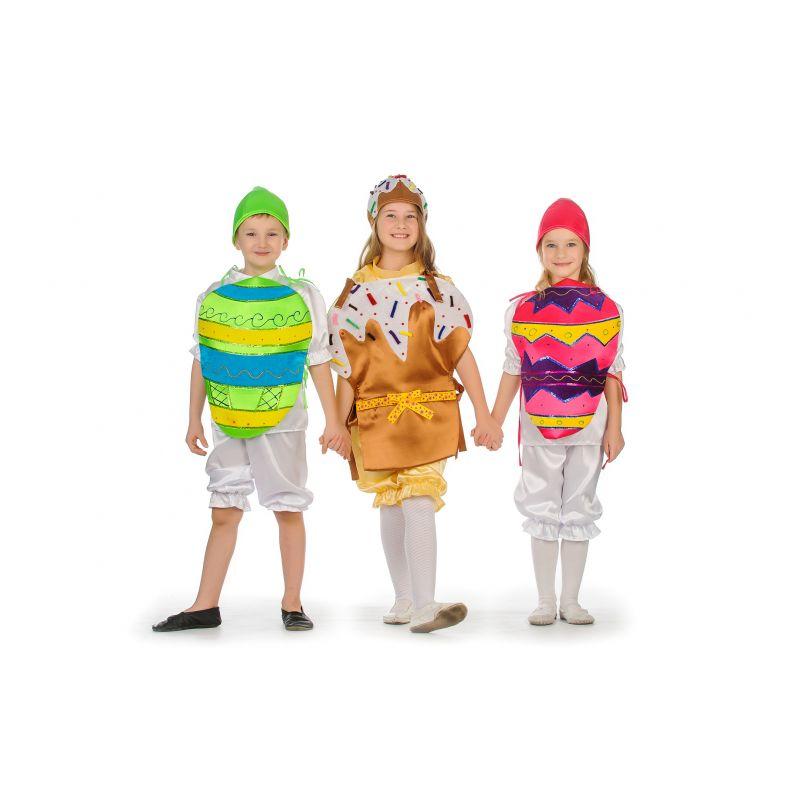 Масочка - Куличик. Карнавальный костюм для детей / фото №1462