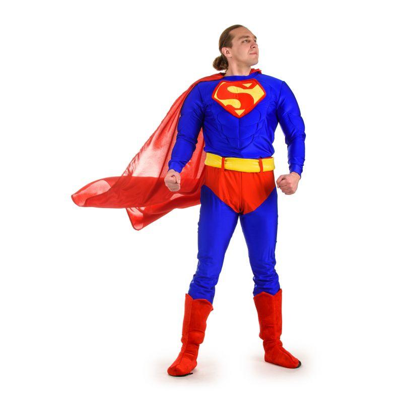 Superman. Карнавальные костюмы для взрослых