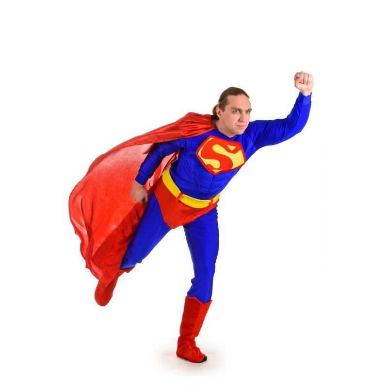 Масочка - Superman. Карнавальные костюмы для взрослых / фото №1474