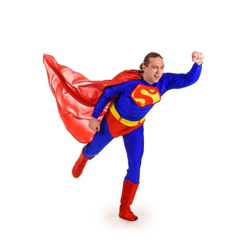 Масочка - Superman. Карнавальные костюмы для взрослых / фото №1475