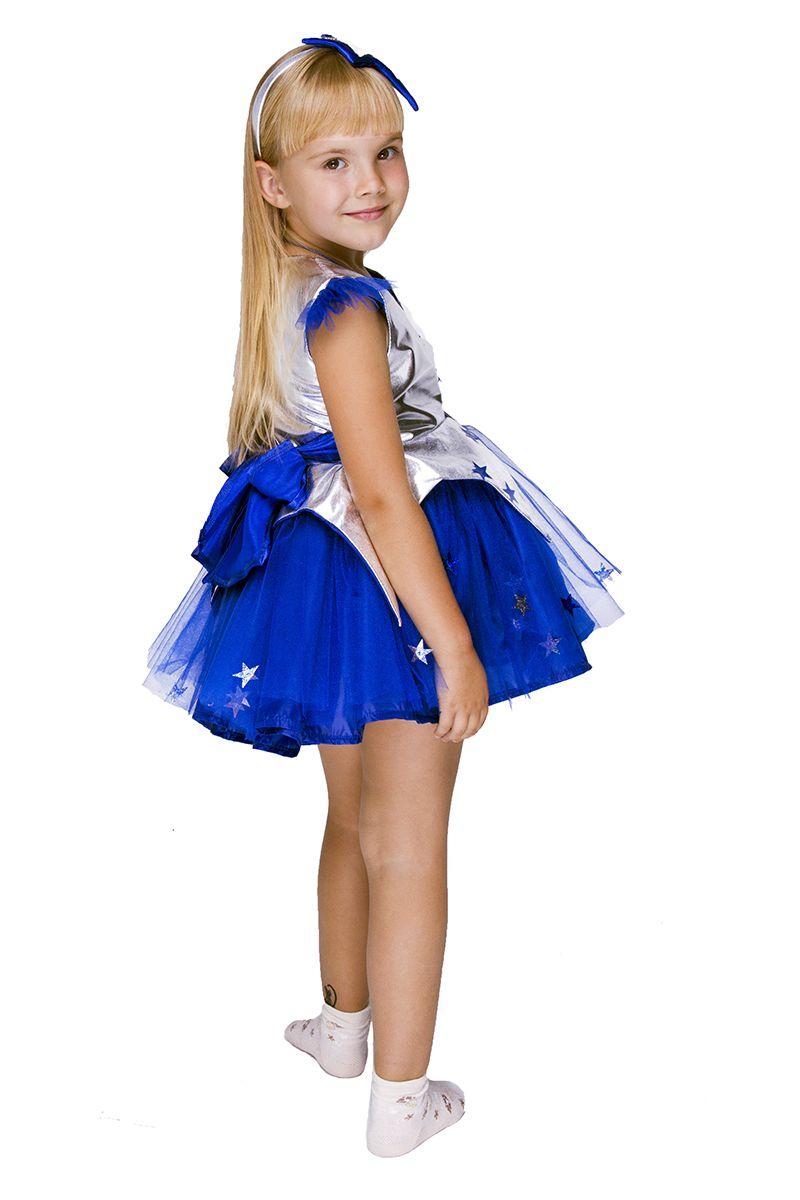 """Масочка - Звездочка """"Волшебница"""" карнавальный костюм для девочки / фото №1480"""